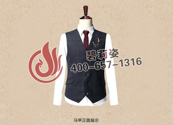 西装设计订做多少钱